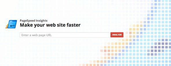 PageSpeed von Google