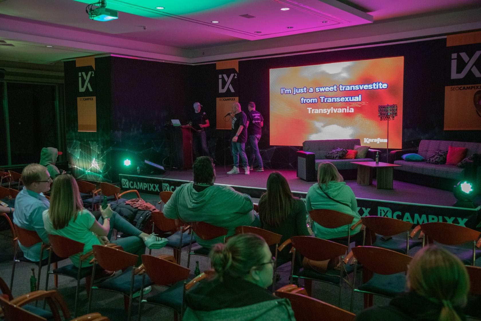 Campixx Karaoke Show