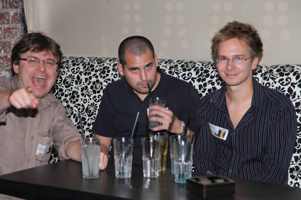 Frank Doerr, Yacine Khorchi, Andreas Kraus